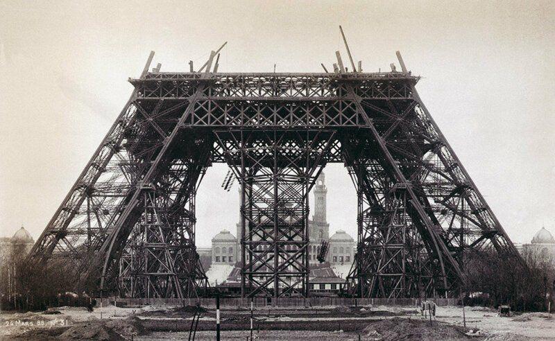 башня, достопримечательность, строительство
