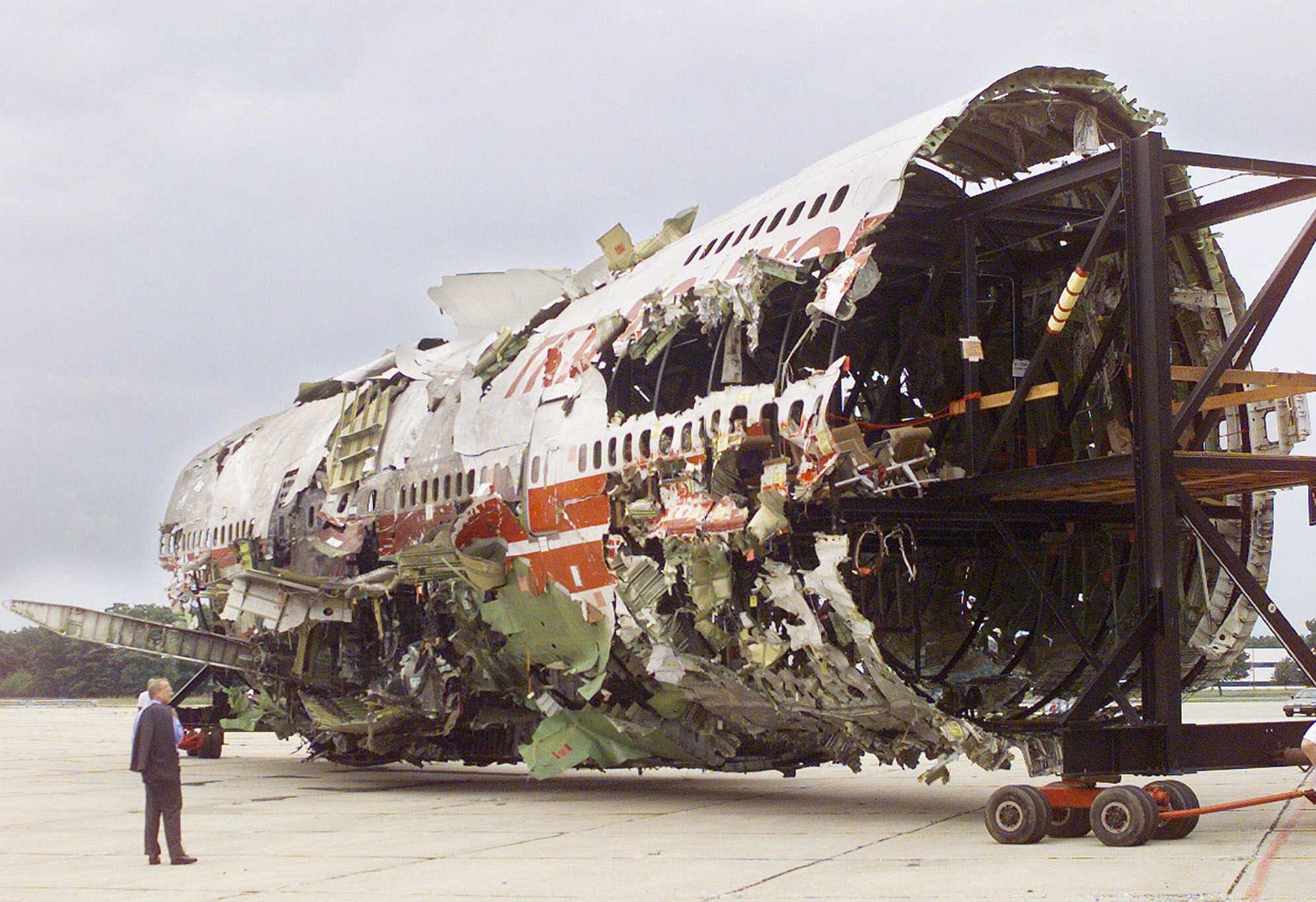 Рейс 800 авиалинии Trans World Airlines