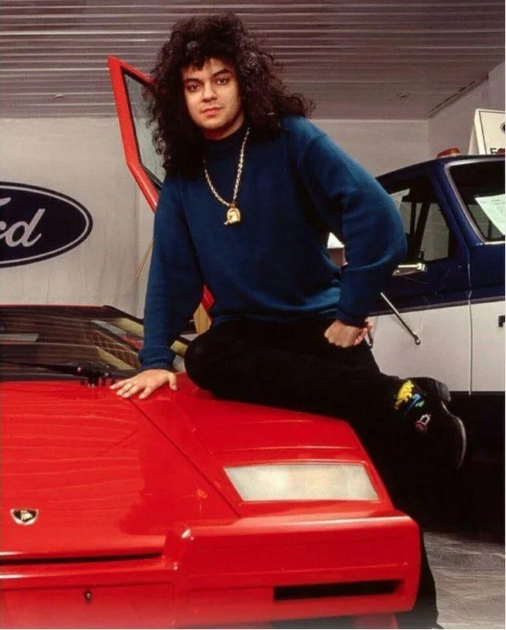Киркоров, автомобиль