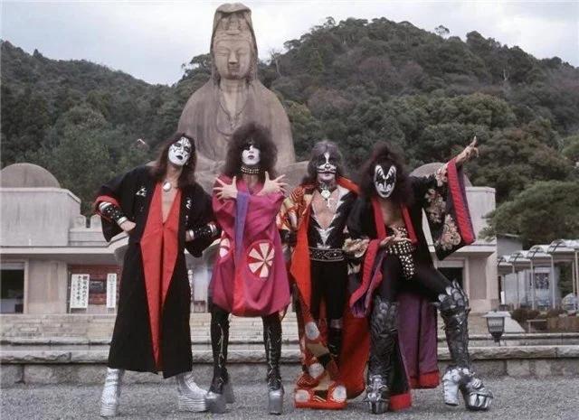 группа, Kiss