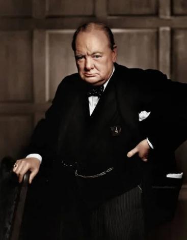 Черчилль, политик, кадр