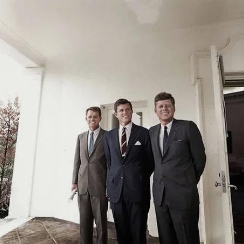Кеннеди, братья