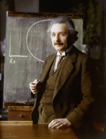 Эйнштейн, ученый