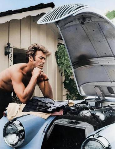 Иствуд, работа, автомобиль
