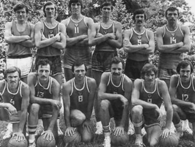 Сборная по баскетболу СССР