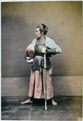 Учитель будущего самурая пользовался непререкаемым авторитетом