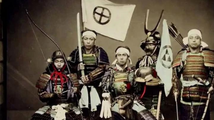 Самураи были очень преданны своим хозяевам