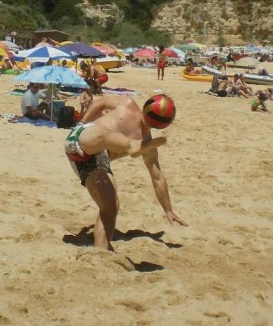 мяч, спорт, человек
