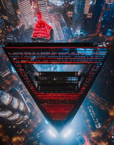 Шанхай, Китай / @panvelvet (Россия)