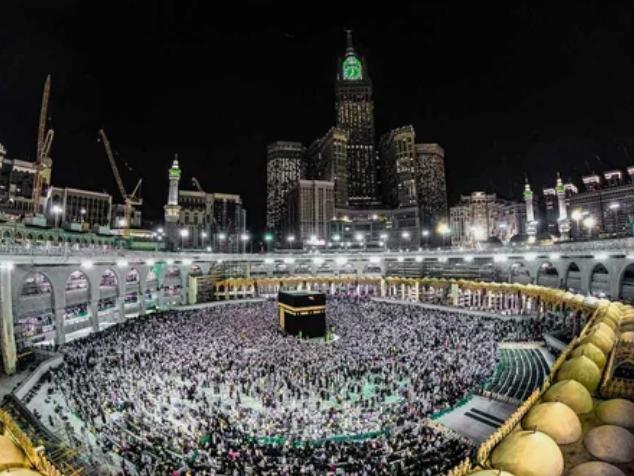 Мекка, Саудовская Аравия / @talhaarshad124 (Пакистан)