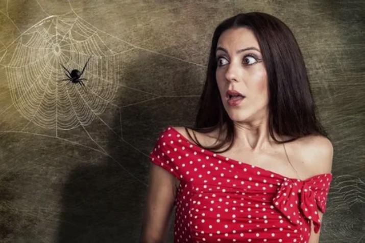 Люди, родившиеся под знаком Девы, испытывают страх перед пауками