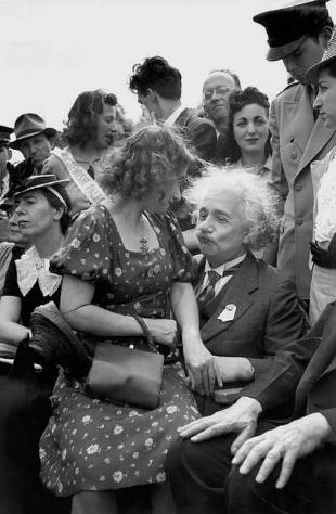 Энштейн, женщина