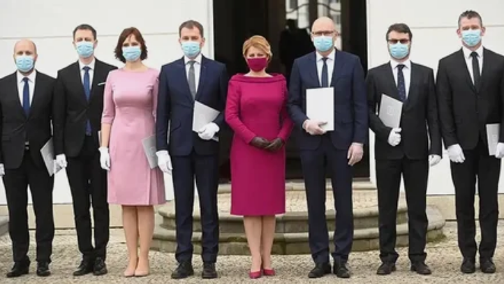 президент, маска