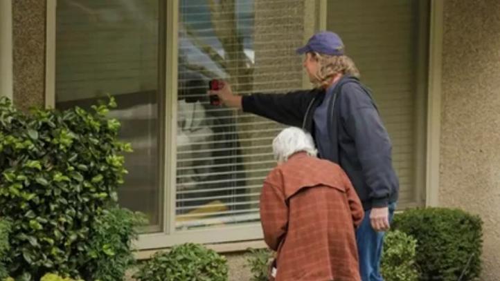 дом престарелых и коронавирус