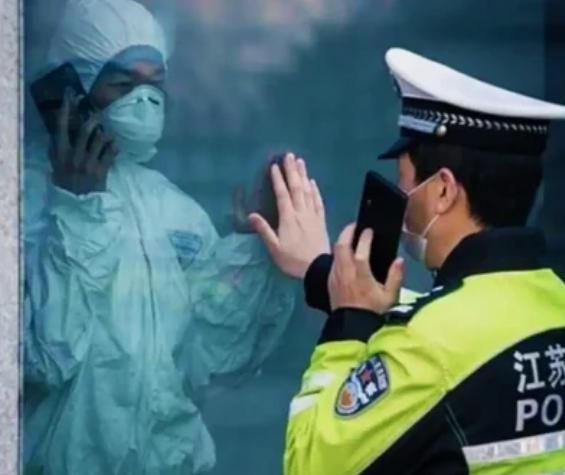 полицейский и медсестра