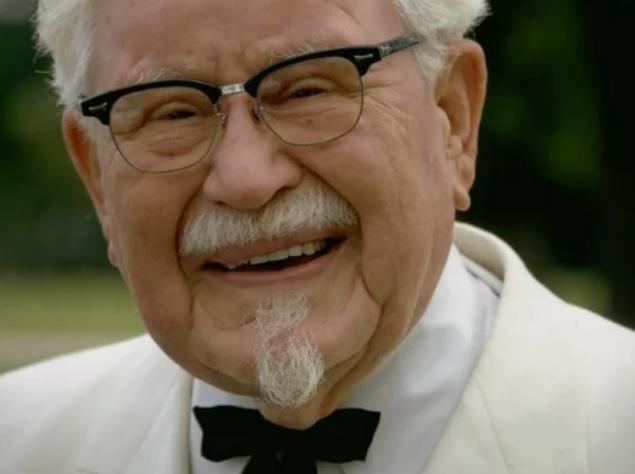 Полковник Харланд Дэвид Сандерс - основатель KFC