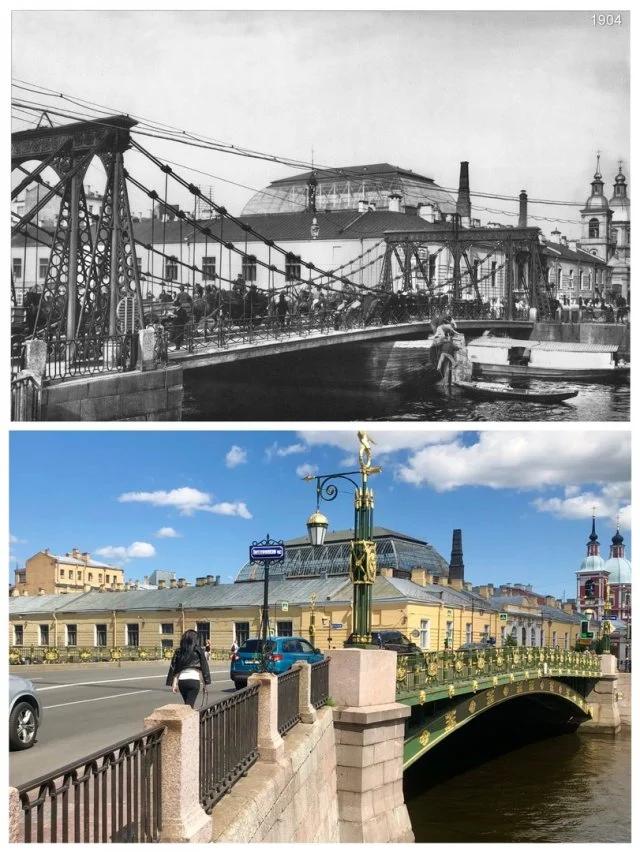 Петербург, до, после