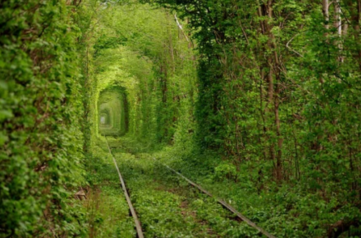 Туннель любви, Украина