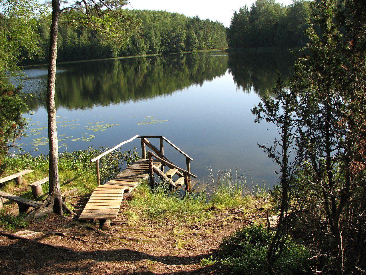 Серебряное озеро