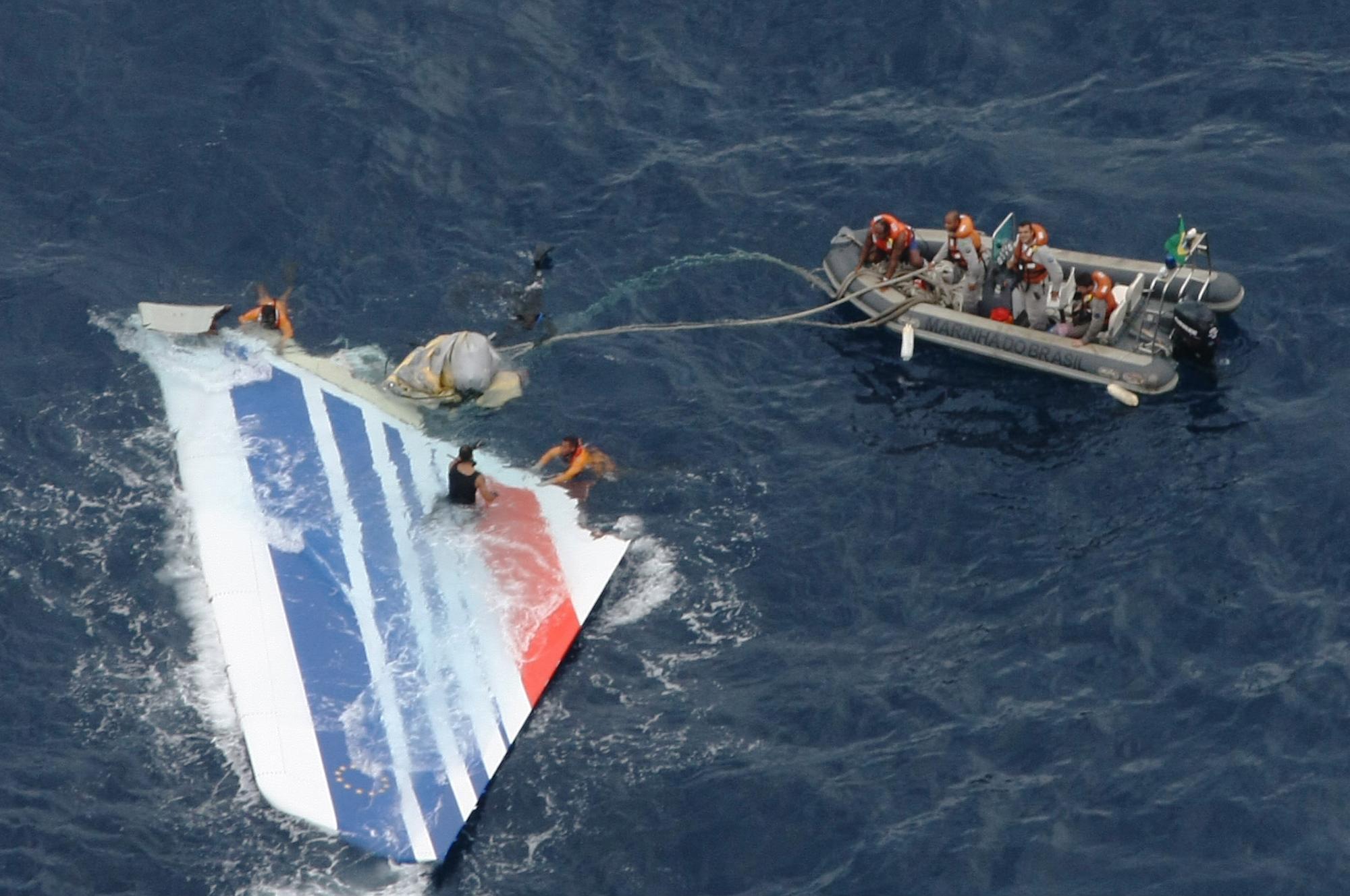 Воздушный «Титаник»