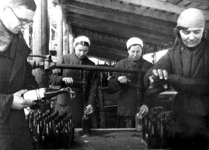 изготовление коктейля молотова