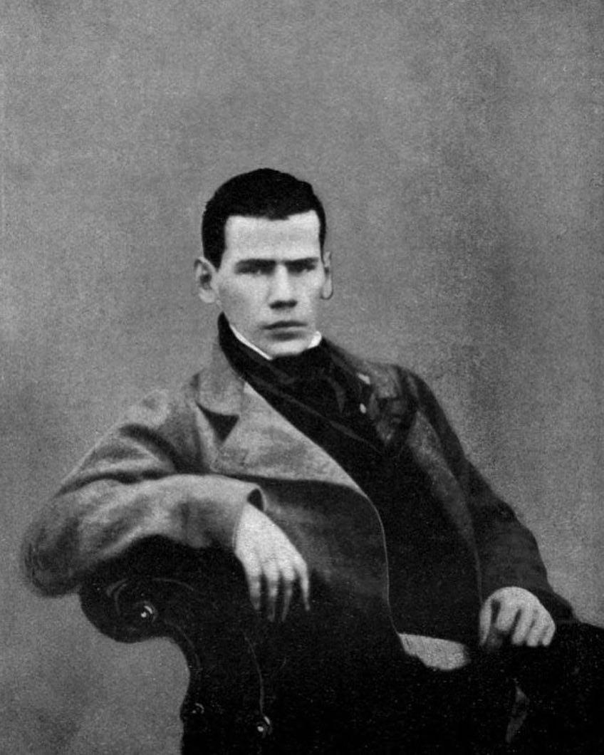 Лев Толстой: фото, которое вас удивит!