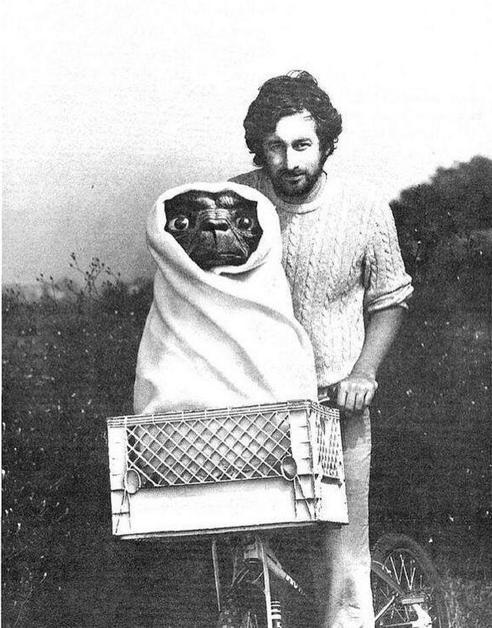 Стивен Спилберг в 1982 году