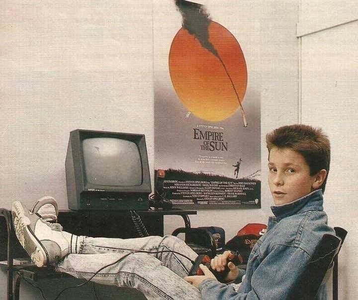 Кристиан Бейл, 80-е годы
