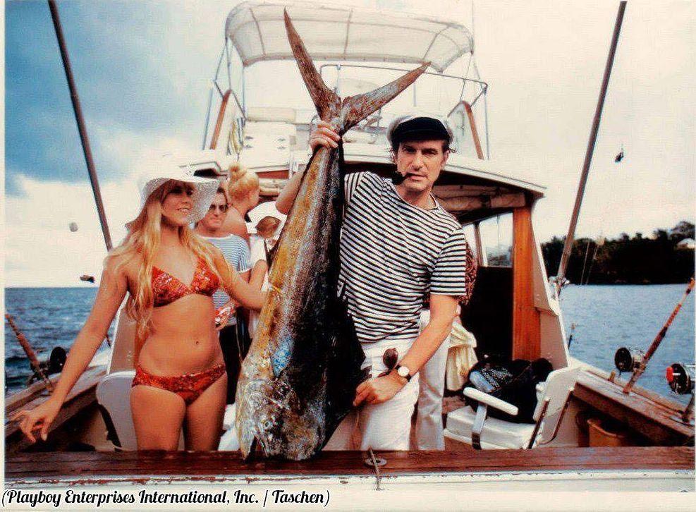 Основатель журнала Playboy Хью Хефнер