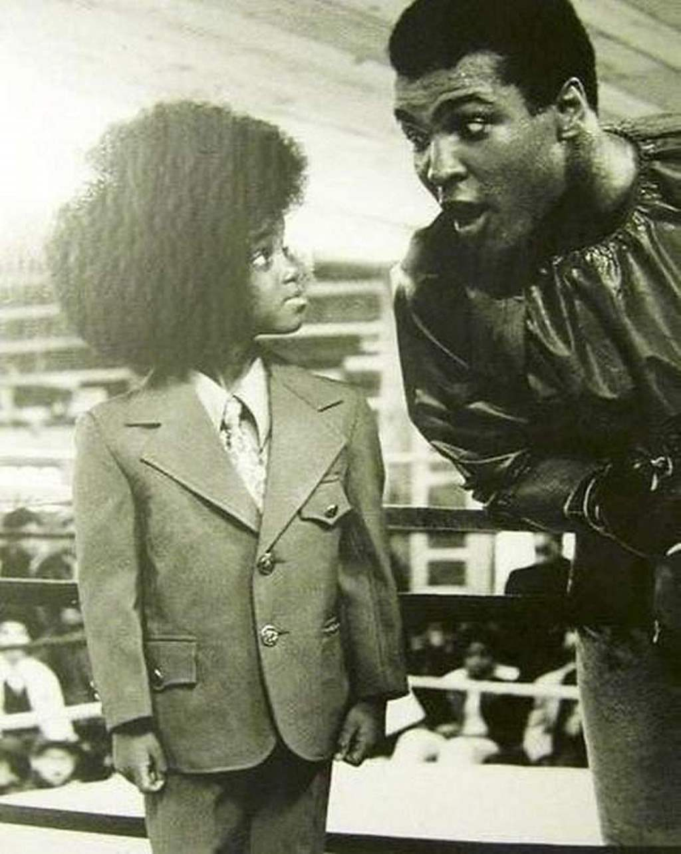 Али и Джексон