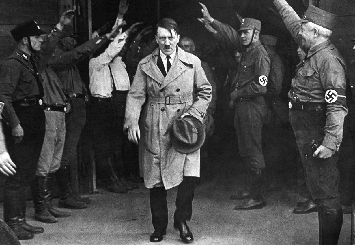 Гитлер страстно верил в мистику и оккультизм