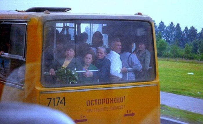 Как видели советских людей гости из США