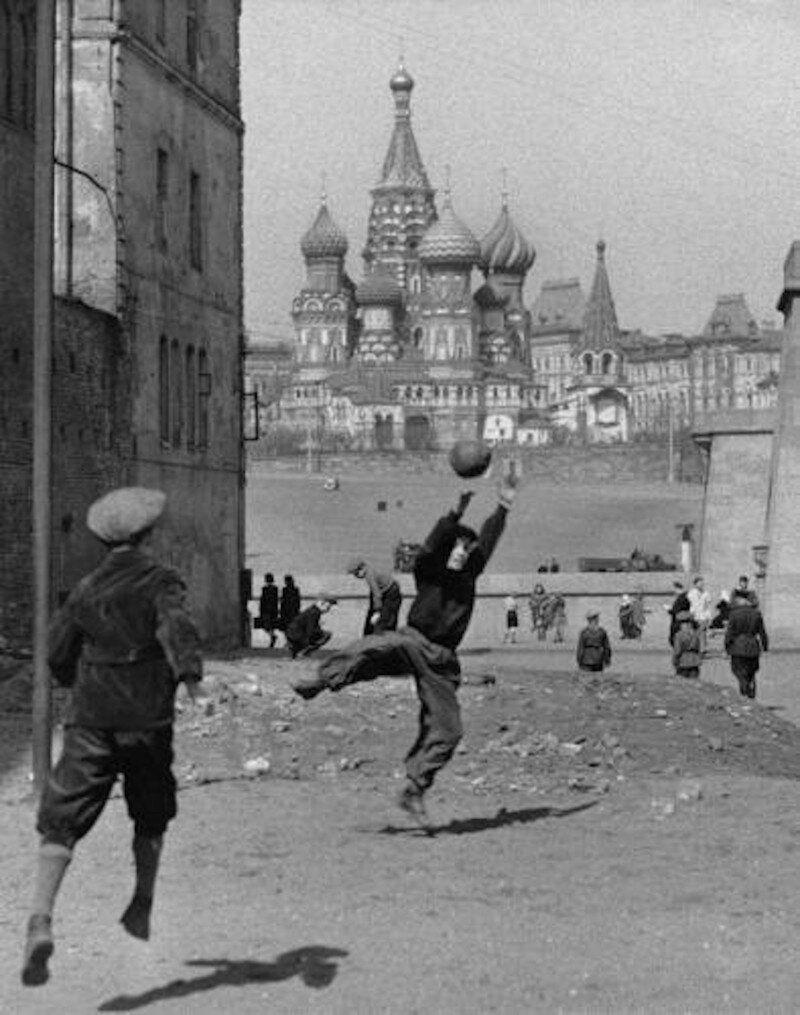 Дети Москвы