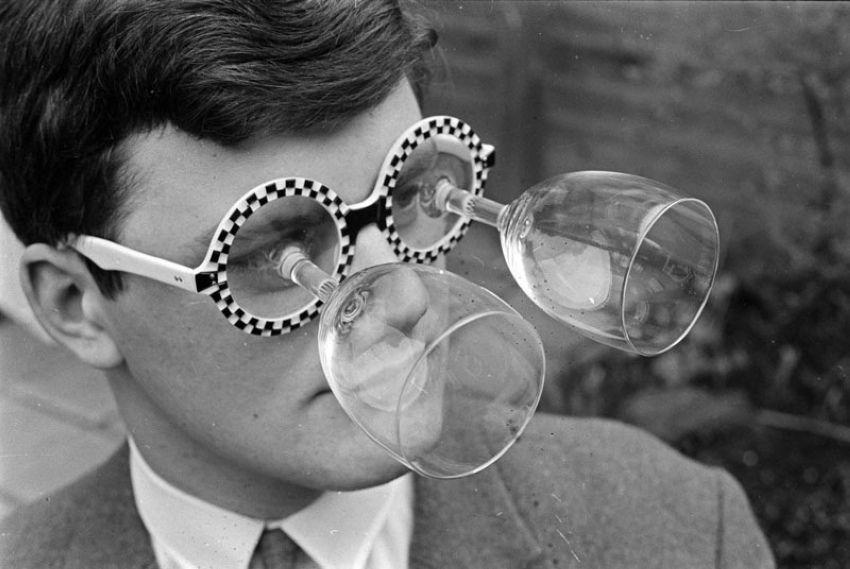 очки, мужчина