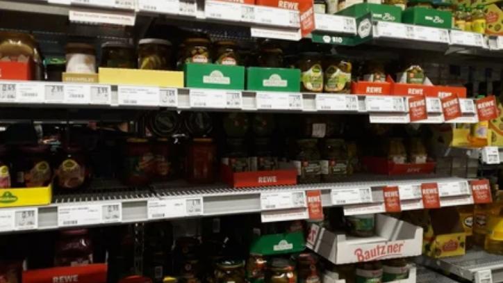 В карантин необходимо запастись продуктами