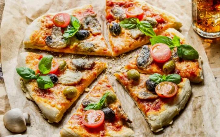 италия, блюдо, пицца