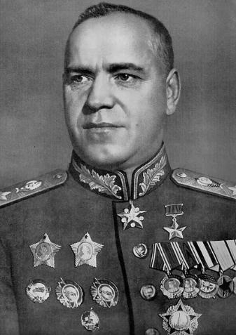 """Орденом """"Победа"""" был награжден Жуков"""