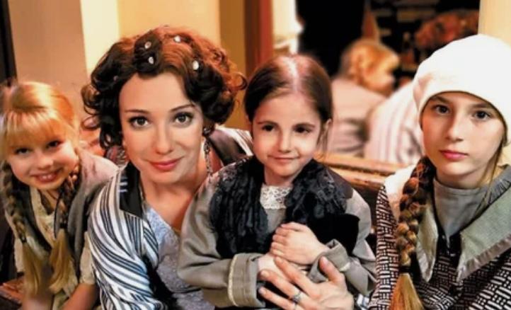 Три дочери Чулпан Хаматовой