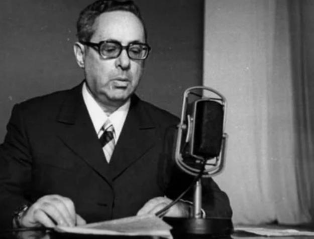 Диктор Левитан сообщал гражданам СССР о самых важных событиях