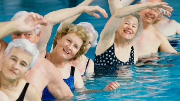 Санаторий для пенсионеров