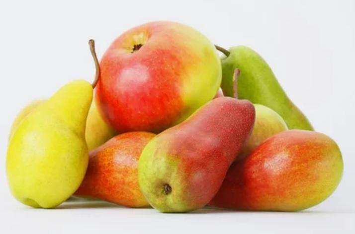 фрукты, яблоки, груши
