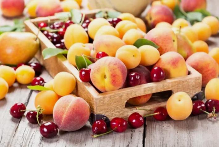 ягоды, фрукты, плоды