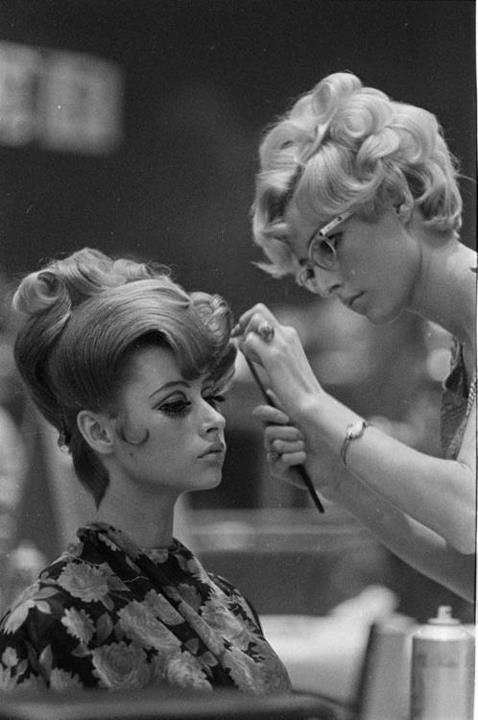 прическа, парикмахер