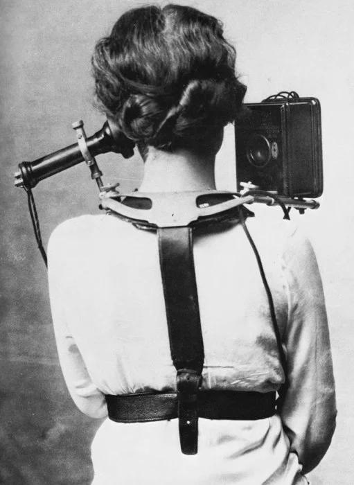 женщина, телефон