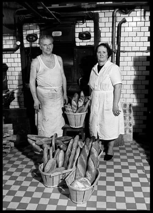 пекари хлеб