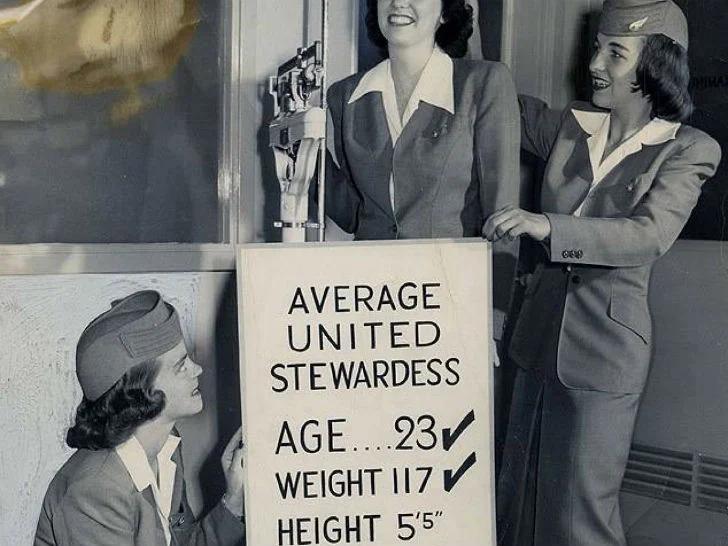 стюардессы, требования