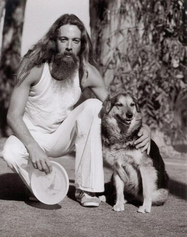 собака, мужчина