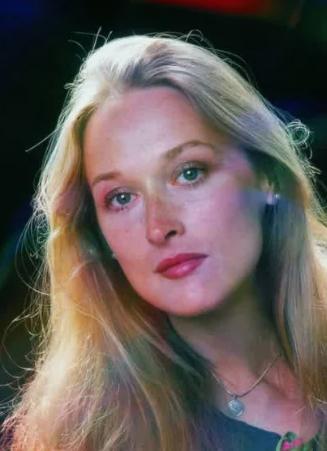 Мэрил Стрип, 1979 год.