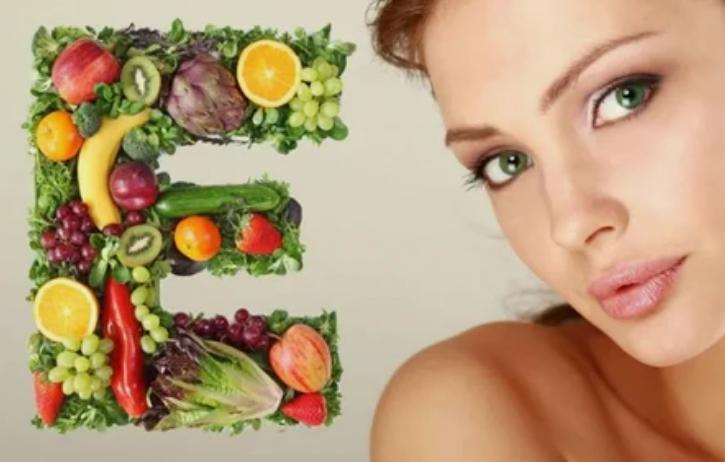 Женщина и витамины