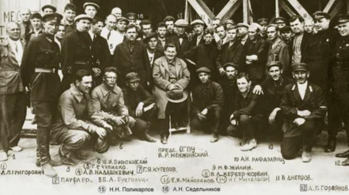 Сталинские шарашки
